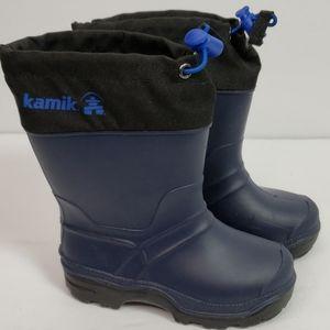 Kamik snowboots sz 9 NWOB